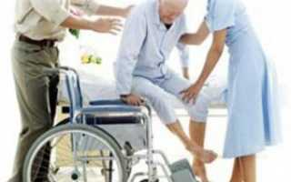 Как правильно перевезти лежачего больного