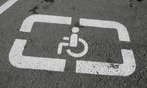 Эвакуация автомобиля инвалида