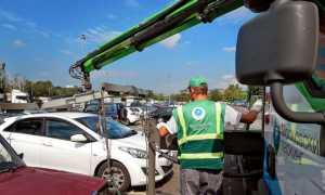 Аукцион продажи автомобилей со штрафстоянки в Москве