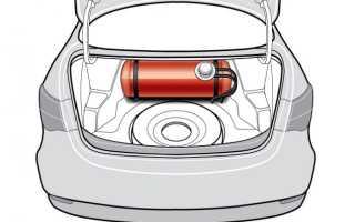Как пройти техосмотр автомобиля с газовым оборудованием