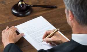 Ходатайство в суд о не лишении водительских прав