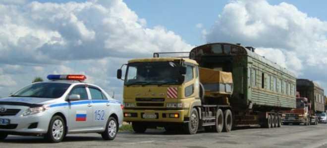 Лишение прав за перегруз транспортного средства