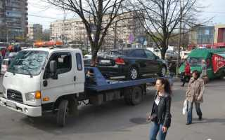 Штрафстоянки в Санкт-Петербурге