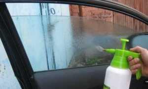 Жидкая тонировка авто