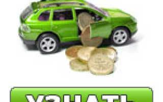 Проверка задолженности по транспортному налогу