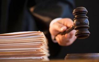 Как подать в суд на Росгосстрах