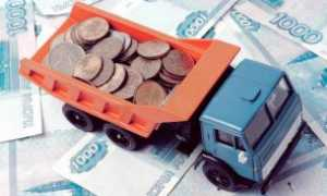 Какой транспортный налог для ИП