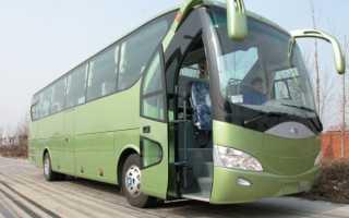 Оформление автобуса в лизинг