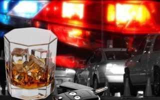 Какой порядок процедуры проверки водителя на состояние опьянения