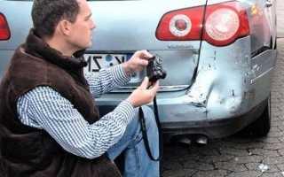 Ответственность за ДТП по вине пешехода